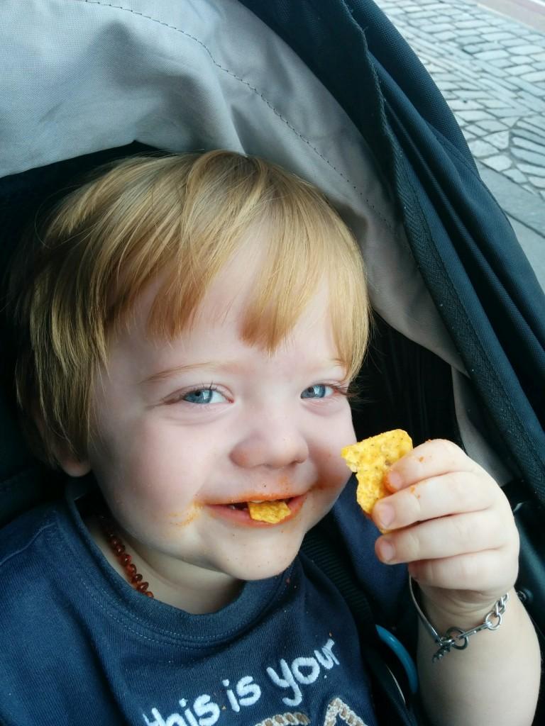 Mmmmm, Doritos!