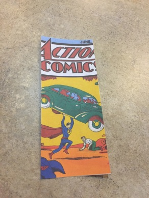 I'm a huge Superman fan. Action Comics #1 is great for my phone!